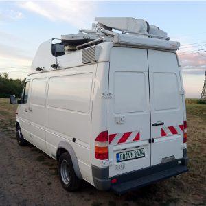 Der VN24 ENG-Uplink Truck